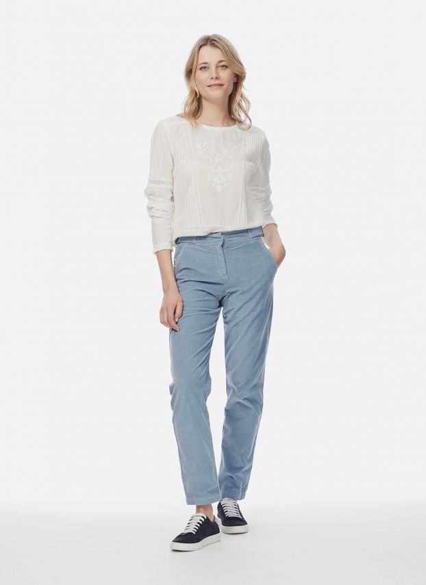 Frost Jumbo Cord Trousers DT9852VS1861