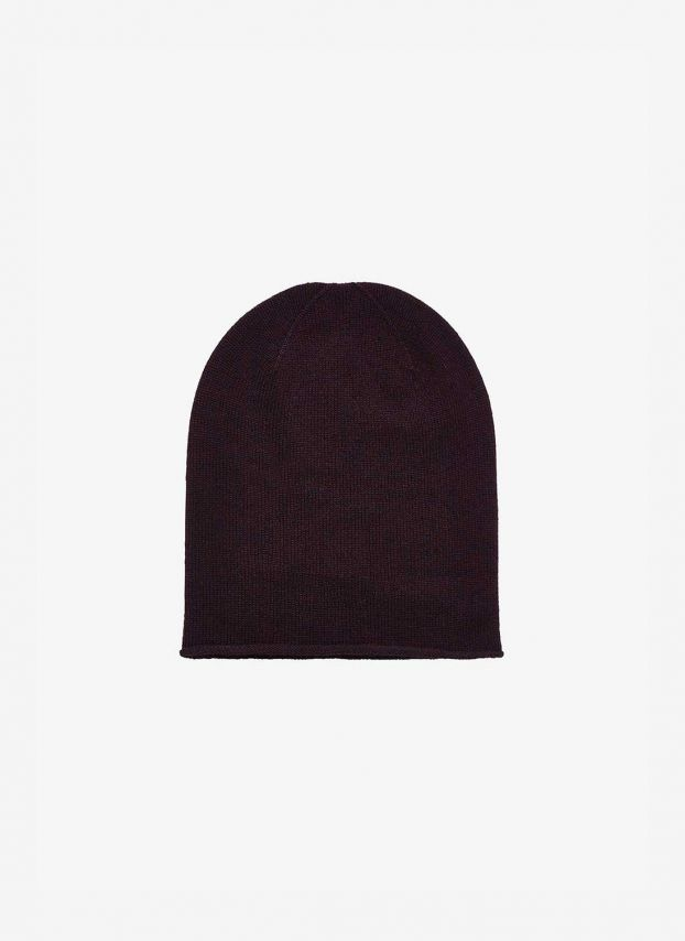 Fig Cashmere Slouchy Hat HLQ12/D9248