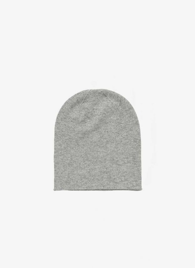 Pearl Cashmere Slouchy Hat HLQ12/A0086