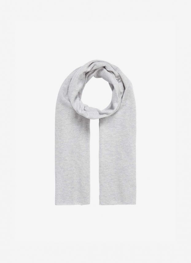 Pearl Cashmere Knitted Stole TLQ1808/A0086