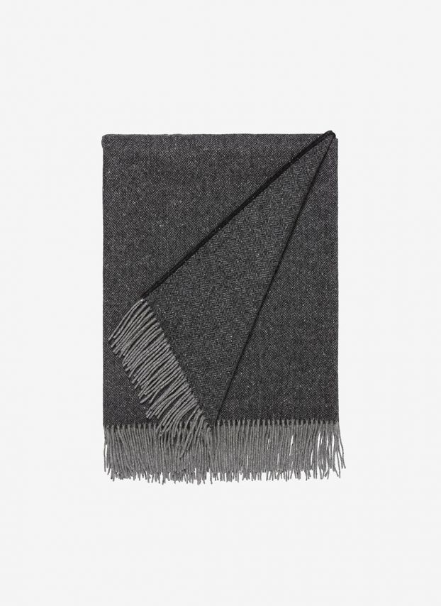 Cashmere Woven Blanket