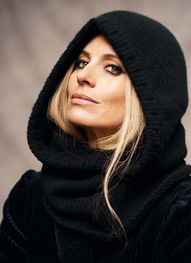Cashmere Hooded Snood