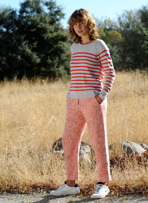 Spring Tweed Trousers