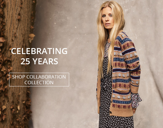 Campaign For Wool Fair Isle Jumper